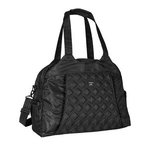 Lug Pontoon Weekender Bag - Midnight Black -NEW